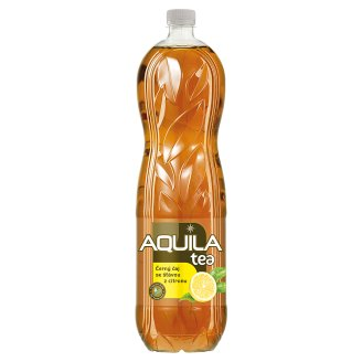 Aquila Tea Black Tea with Lemon Juice 1.5L