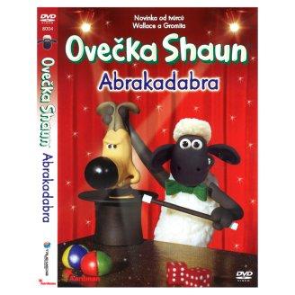 DVD Ovečka Shaun: Abrakadabra