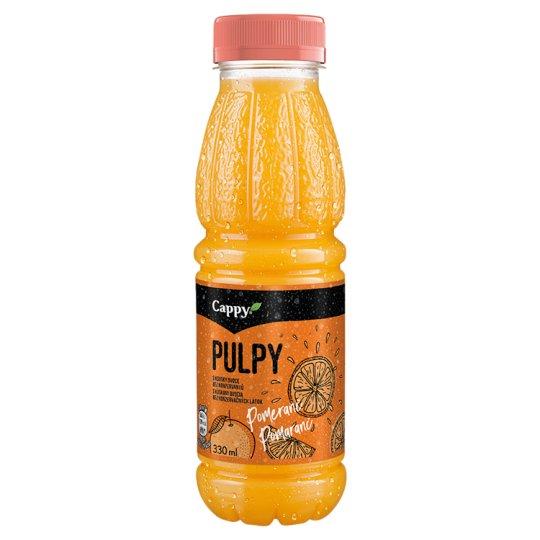 Cappy Pulpy Pomeranč 330ml