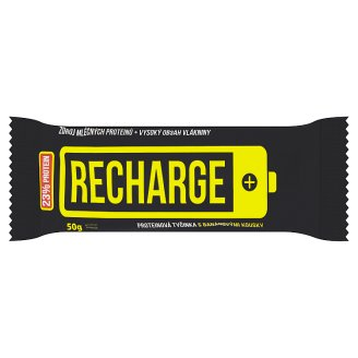 Rupa Recharge Proteinová tyčinka s banánovými kousky 50g