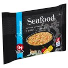 InTaste Premium Instant Noodle Soup with Seafood Flavour 70g