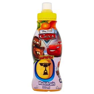 Surprise Drinks Cars nesycený ovocný nápoj 300ml