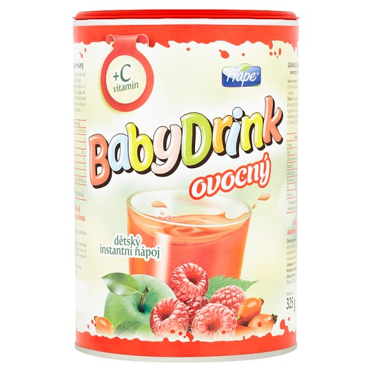 Frape Babydrink Dětský instantní nápoj ovocný 325g