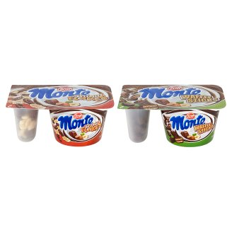 Zott Monte Chocolate Milk Dessert with Hazelnuts 125g