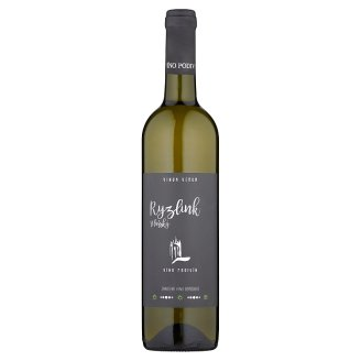 Víno Podivín Welschriesling Quality Varietal Dry Wine 0.75L