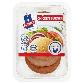 Konspol Kuřecí burger 250g
