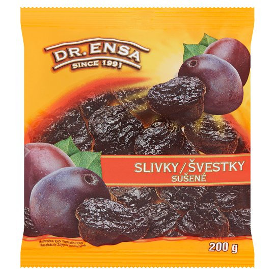 Dr. Ensa Dried Plum 200g