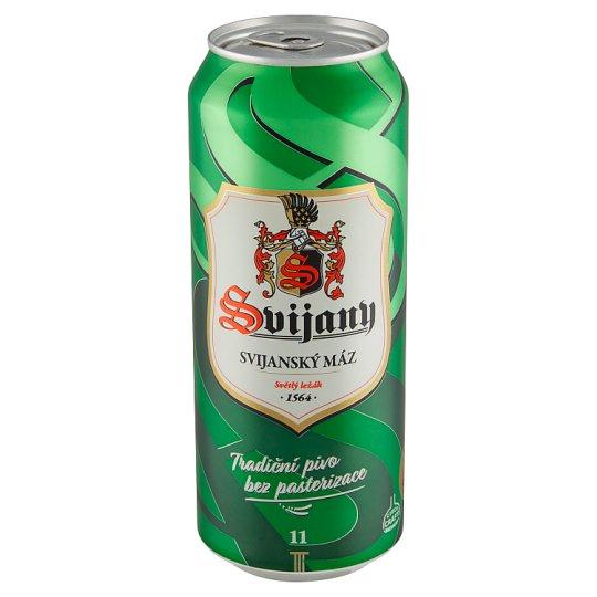 Svijany Svijanský Máz Beer Light Lager 0.5L