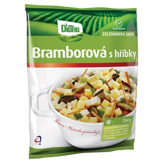 Dione Zeleninová směs Bramborová s hříbky 350g
