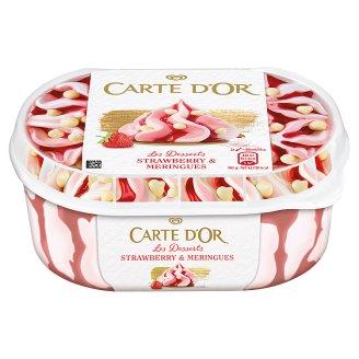 Carte d'Or zmrzlina Strawberry & Meringues 900ml