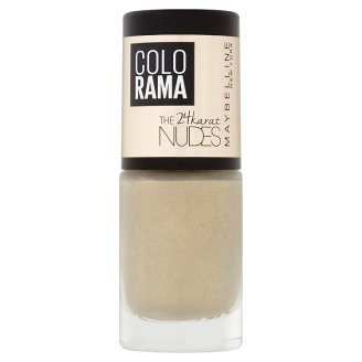 Maybelline New York Colorama The 24 Karat Nudes 476 lak na nehty 7ml