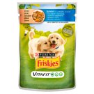 Friskies JUNIOR VitaFit Pocket for Puppies with Chicken and Carrot Juice 100g