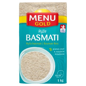 Menu Gold Basmati Rice 1kg