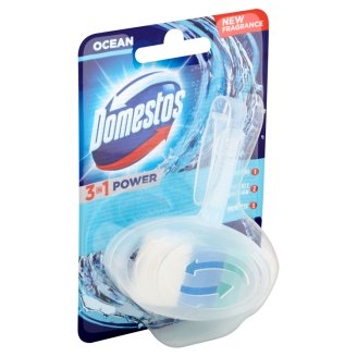 Domestos Toilet Block 3in1 Cage Ocean 40g