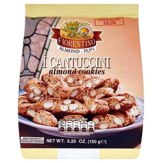 Fiorentino Cantuccini sušenky s kousky mandlí 150g
