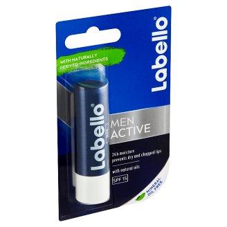 Labello Active For Men Caring Lip Balm 4.8g