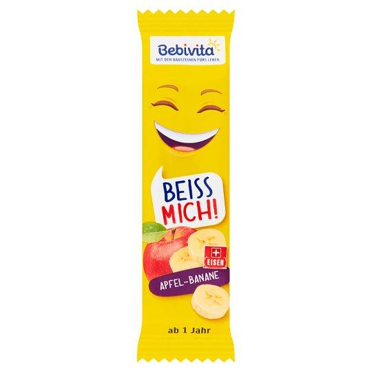 Bebivita Apple-Banana Wafer 25g