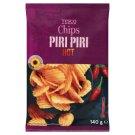 Tesco Fried Potato Chips with Flavor Piri Piri 140g