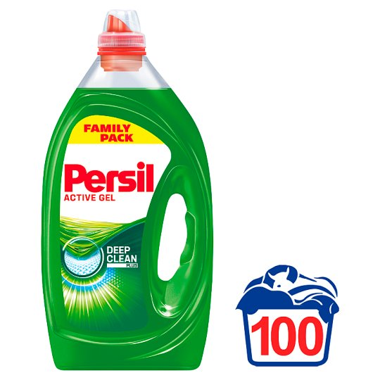 Persil 360° Complete Clean Power Gel 100 praní 5,00l