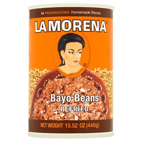 La Morena Fazolová pasta z bayo fazolí 440g