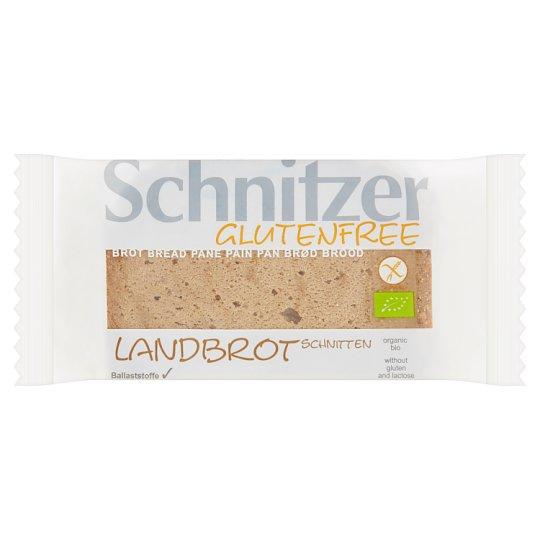 Schnitzer Bio chléb s pohankou kukuřicí a rýží 6 plátků 250g
