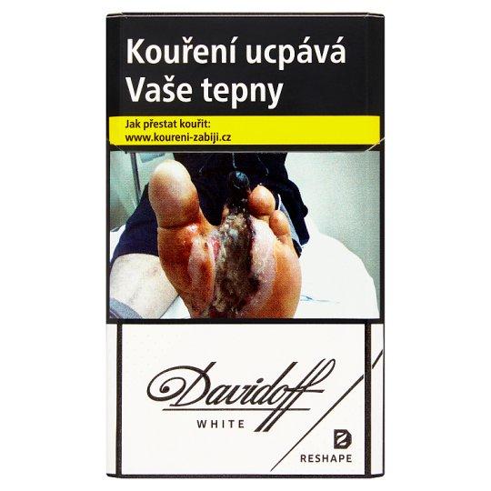 Davidoff White cigarety s filtrem 20 ks