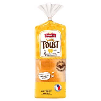 Penam Light Toast 500g