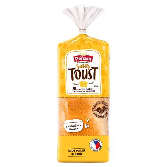 Penam Light Toast 500g
