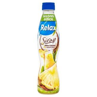 Relax Sirup Piňa Colada ananas kokos 700ml