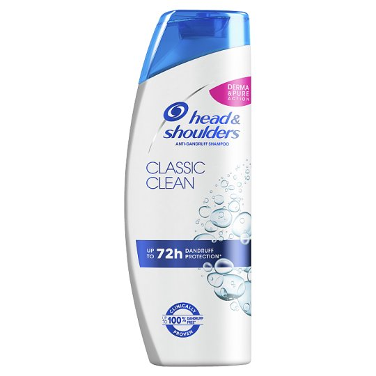Head & Shoulders Classic Clean Šampon Proti Lupům 400 ml