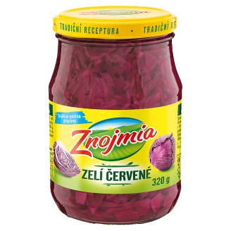 Znojmia Red Cabbage 320g
