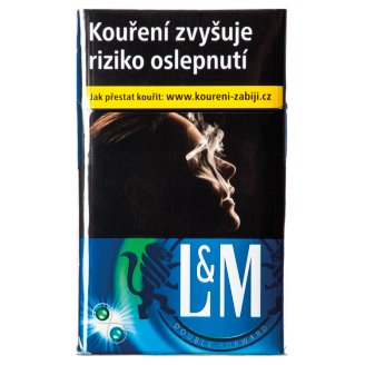 L&M Forward cigarety s filtrem 20 ks