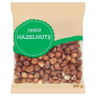 Tesco Lískové ořechy jádra 200g
