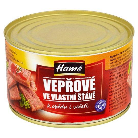 Hamé Pork in Own Sauce 400g