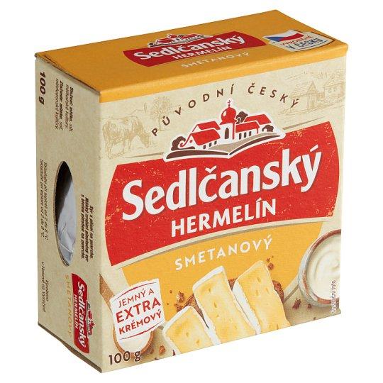 Sedlčanský Camembert Creamy 100g