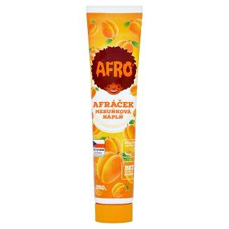 Afro Afráček meruňková náplň 250g