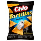 Chio Tortillas Kukuřičný snack solený 125g