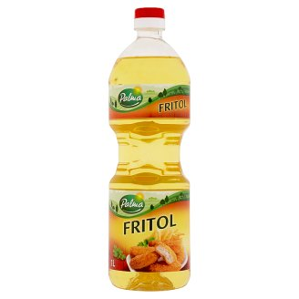 Palma Fritol Edible Vegetable Oil Multispecies 1L