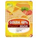 Bokada Gouda 48% přírodní polotvrdý sýr bloček 200g