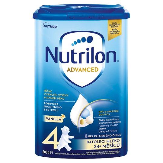 Nutrilon 4 Vanilla 24 - 36 měsíců 800g