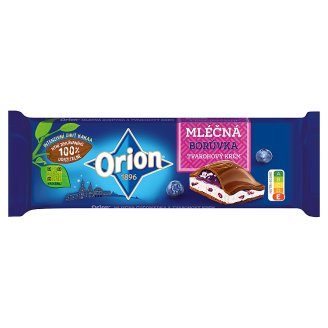 ORION Curd and Blueberry 240g