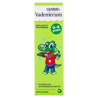 image 1 of Vademecum My Little Toothpaste for Milk Teeth Mild Apple Taste 50ml