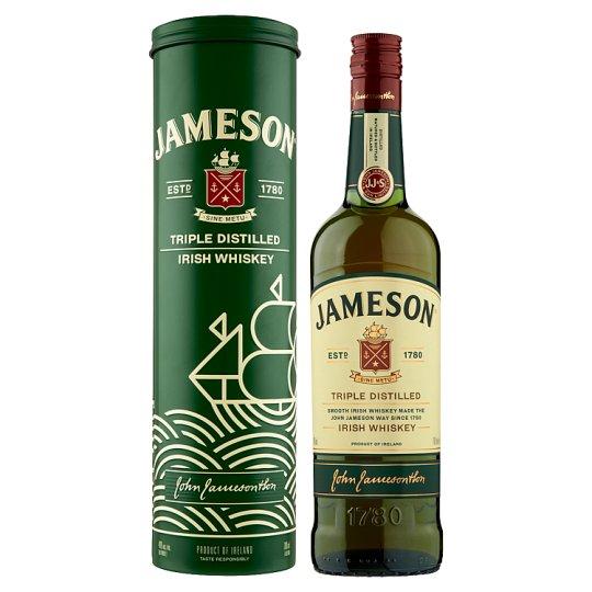 Jameson Irish Whiskey 0,7l