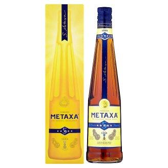 Metaxa 5* Dárková krabička 70cl