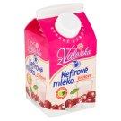 Mlékárna Valašské Meziříčí Kefírové mléko nízkotučné višňové 450g
