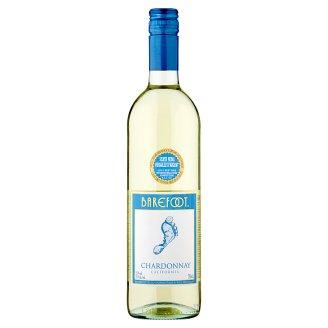 Barefoot Chardonnay bílé víno polosuché 750ml