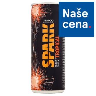 Tesco Spark Energy Drink Tropical 250ml