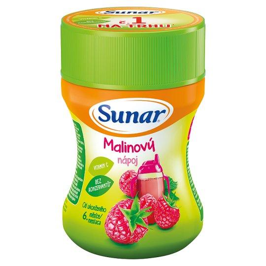 Sunárek Malinový nápoj pro děti 200g