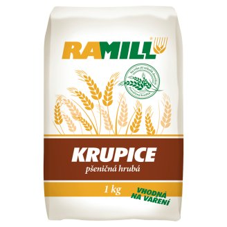 Ramill Coarse Wheat Groats 1kg