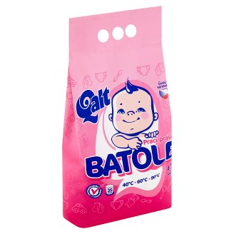 Qalt Batole Powder Detergent 35 Washes 4.5kg